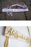 Deska z imionami