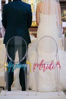 Napisy na krzesła