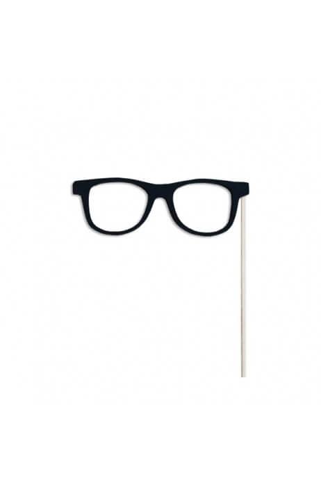 Drewniane okulary - NERD