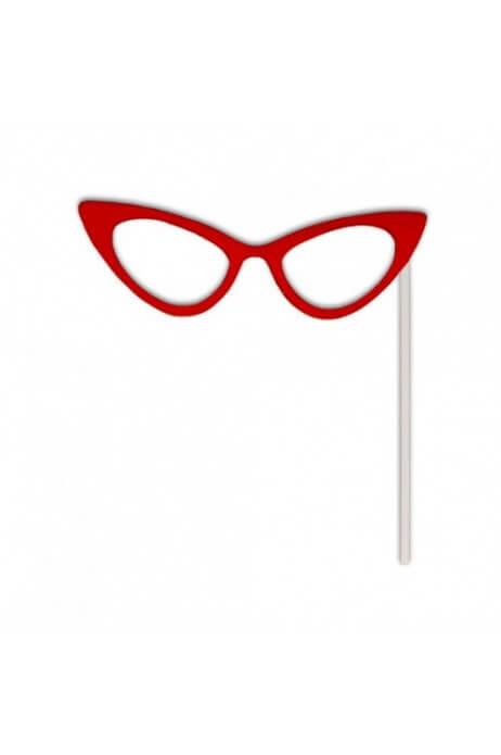 Drewniane okulary - LATA 60'