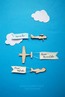 Winietka - samolot