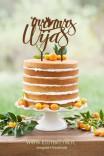 Cake Topper - Ozdoba tortu
