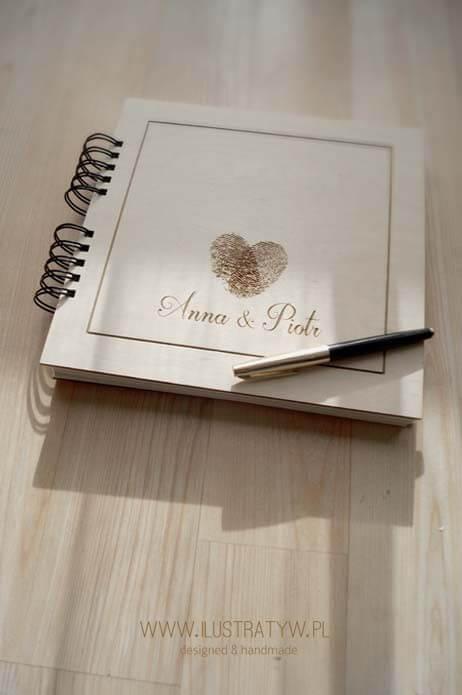 Księga gości - album