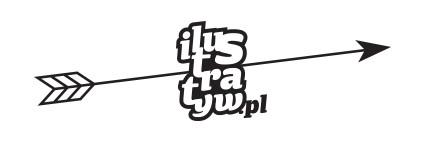 Logo Ilustratyw